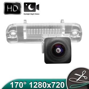 Camera marsarier HD, unghi 170 grade cu StarLight Night Vision pentru Mercedes-Benz ML W164, ML W166, GL X164, R W251 - FA8259 PREMIUM