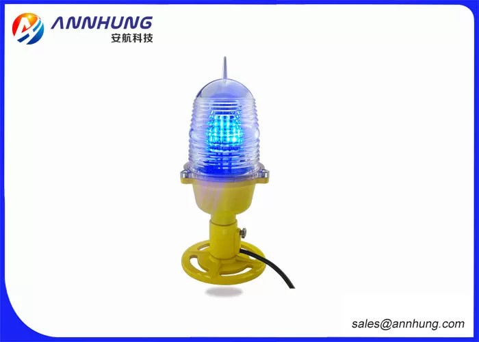 what is lightning protection for aircraft warning lights