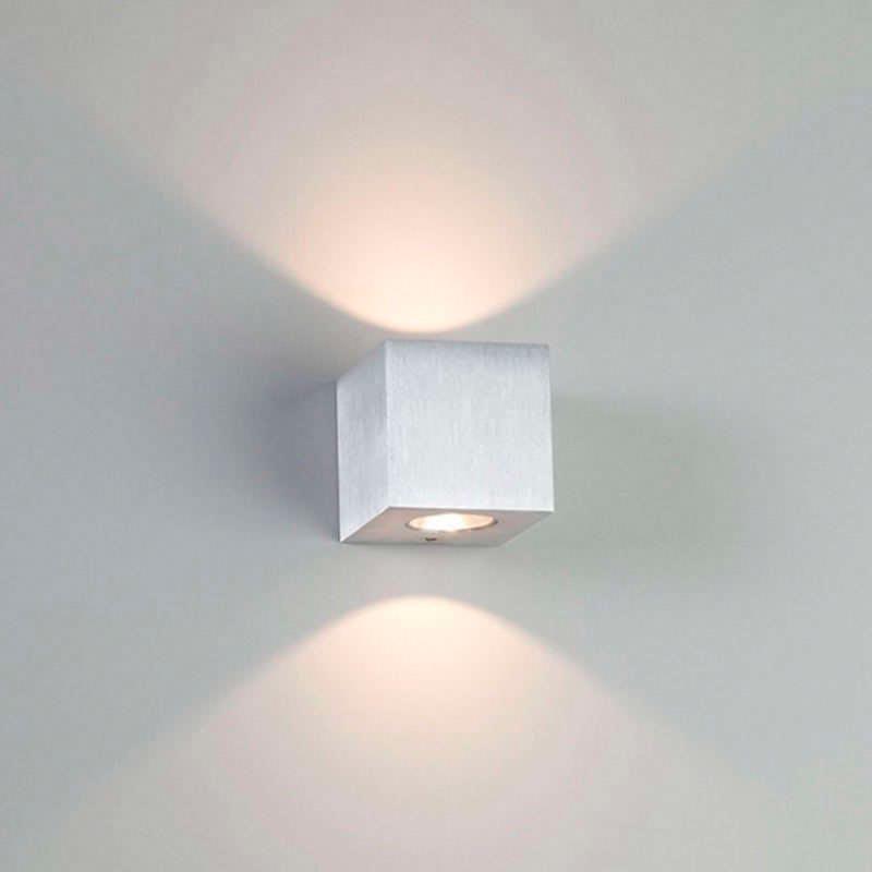 Aplique luz pared con Led  Antipaxos  Ledbox