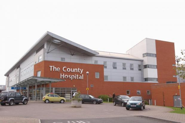 Hereford County Hospital. (55255443)