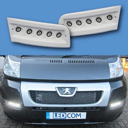 Peugeot Boxer Wiring Problems