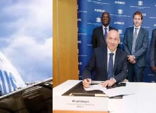 Toulouse:Pourquoi Airbus conclut un partenariat avec le gouvernement de Côte d'Ivoire ledebativoirien.net