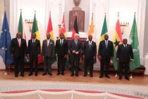 INVESTISSEMENT DU G20 EN AFRIQUE:ALASSANE OUATTARA ET AUTRES CHEZ UNE MERKEL EN DIFFICULTÉ LEDEBATIVOIRIEN.NET