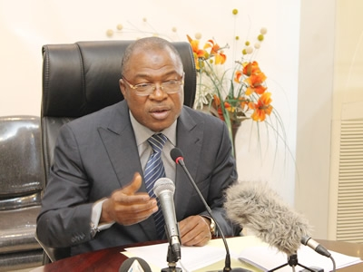 ISSA COULIBALY MINISTRE