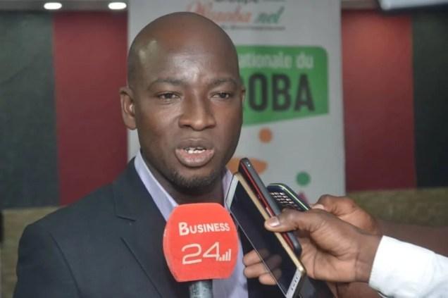 COTE D'IVOIRE- 1IERE EDITION DE LA FOIRE INTERNATIONALE DU WOROBA: LE COMMISSAIRE GÉNÉRALADAMA BAKAYOKO DONNE DESPRÉCISIONS