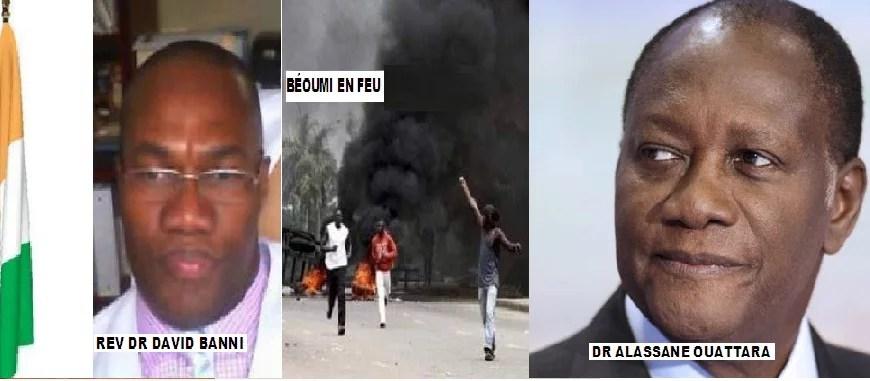 Béoumi-depuis Washington Dc: «Côte d'Ivoire Trop C'est Trop», du Dr David Banni Président du Ppp-CiLEDEBATIVOIRIEN.NET