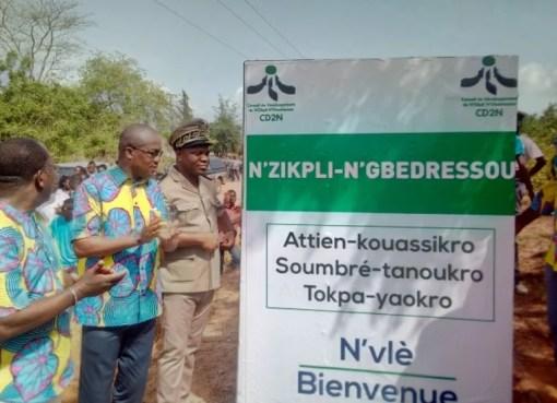 Côte d'ivoire-Après 50 ans de division: N'ZIKPLI-N'GBEDRESSOU retrouve son unité LEDEBATIVOIRIEN.NET