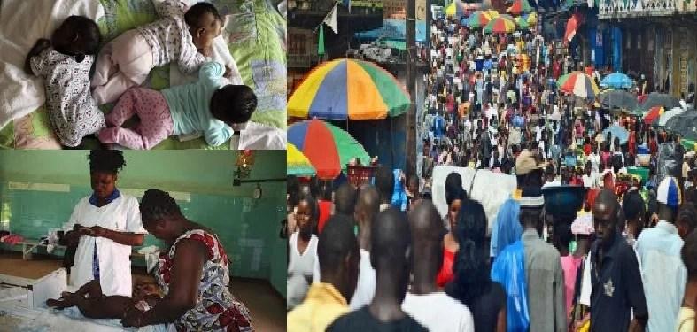 taux de croissance natalité ivoirienne LEDEBATIVOIRIEN.NET