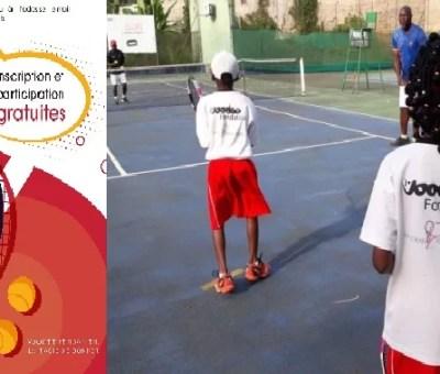 tenis academy fondation voodoo LEDEBATIVOIRIEN.NET