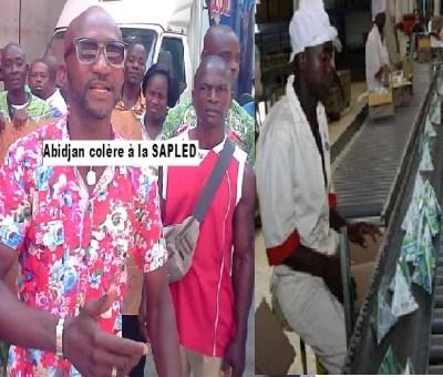 Abidjan-grève:Les employés crient détresse dans la Société Africaine de Produits Laitiers et Dérivés (SAPLED)