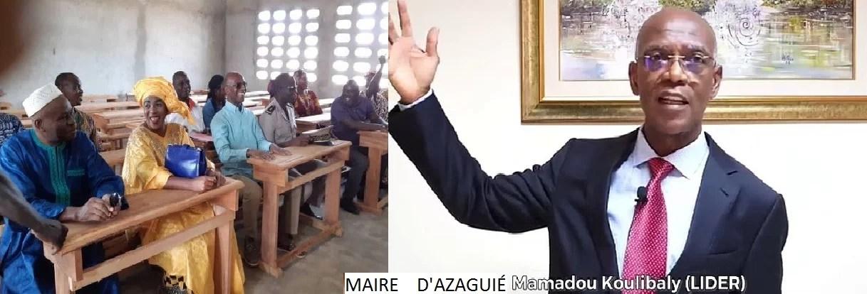 mamadou koulibaly maire LEDEBATIVOIRIEN.NET