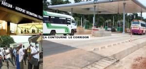 corridor coronavirus abidjan ledebativoirien.net