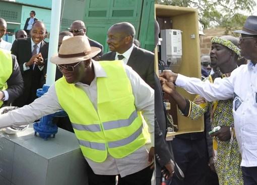 alassane ouattara et Economie développement alasane ouattara ledebativoirien.net