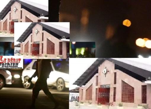 Abidjan-attaques des églises : Koumasi rallonge la liste des paroisses attaquées en cote d'Ivoire, en 2020 comme en 2011 ? LEDEBATIVOIRIEN.NET