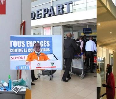 affaire tests COVID en Côte d'Ivoire pas valables en France: «FAUX» réagit faiblement le ministère de la santé