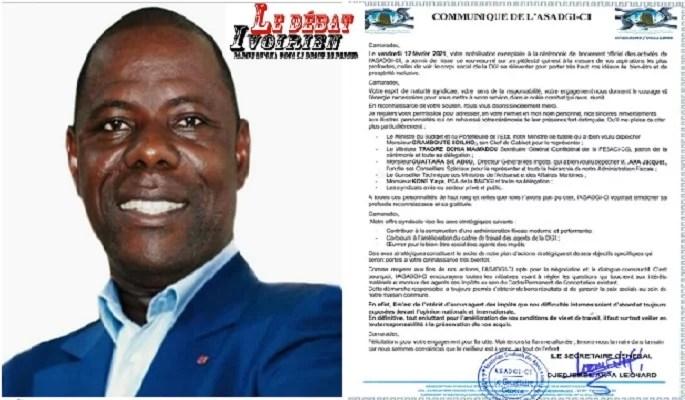 abidjan :les agents des impots revivent encore le lancement des activités de leur association ledebativoirien.net