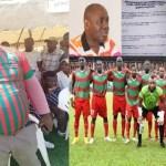 """Urgent-Africa-sports: pour sauver le club Vert-Rouge agonisant, le mouvement ''Africa la Résilience"""" créé-pourra-t-il le sauver?ledebativoirien.net"""
