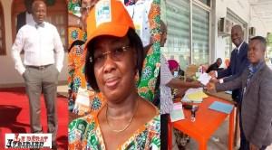 Exclusif-gros soupçon: Moussa Dosso dans un plan de déstabilisation et de sabotage de Fofana Salimata, candidate RHDP pour la reprise du scrutin législatif à Mankono ? LEDEBATIVOIRIEN.NET