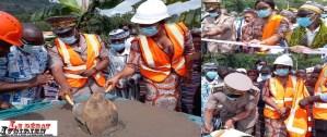 Développement de Danané: Edwige Diéty lance les travaux de construction des centres de santé de GUIZREU et NIMPLEU 1 LEDEBATIVOIRIEN.NET