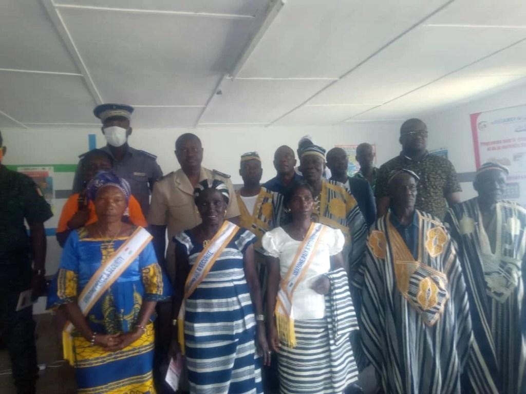 Santé-urgent: la guerre contre la mortalité maternelle engagée par l'AIBEF à Sangouiné ledebativoirien.net