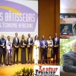 Nuit des Bâtisseurs de l'économie africaine : L'Ambassadeur Abdelmalek Kettani aux côtés des lauréats marocains LEDEBATIVOIRIEN.NET