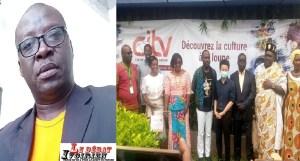 LEON SAKI lance une nouvelle chaine television culturelle en cote d'ivoire LEDEBATIVOIRIEN.NET