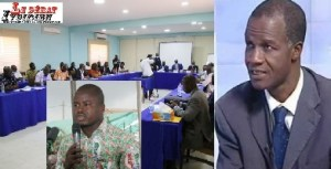 Côte d'Ivoire-face aux fake news: des journalistes et blogueurs instruits sur le danger et outillés pour faire face REPPRELCI LEDEBATIVOIRIEN.NET