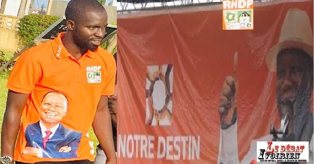 Urgent au RHDP-menace des militants: «2025, les cadres et ministres vont mettre la honte sur le président Alassane Ouattara-Ils ont oublié la longue marche et pénible...Ils se partagent tous les marchés. C'est vraiment triste! Quelle méchanceté!» SOUMAHORO LEDEBATIVOIRIEN.NET