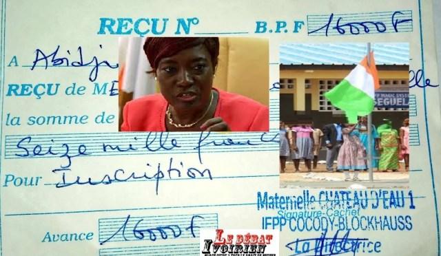 urgent-école ivoirienne: la preuve par mille que la parole de Mariatou n'a de valeur que le périmètre de son bureau-des chefs d'établissements maitres du jeu sur le terrain LEDEBATIVOIRIEN.NET