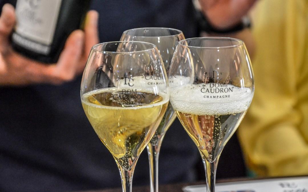 Le Champagne, vin de fête!