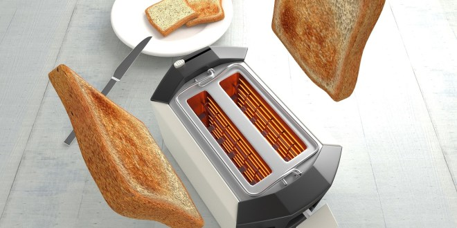 toaster (source pixabay)