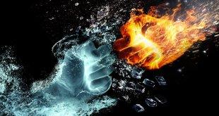 feu et eau