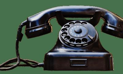 vieux téléphone