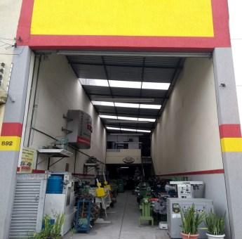 fachada loja