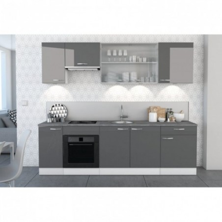 meuble haut cuisine epice 1 porte 40 cm