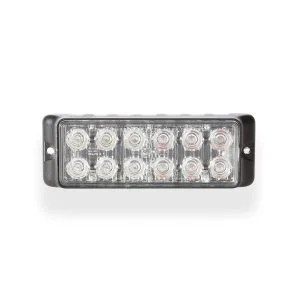 Swift 3.0 TIR 3 Watt 12 LED Emergency Vehicle Grill Warning Light Head