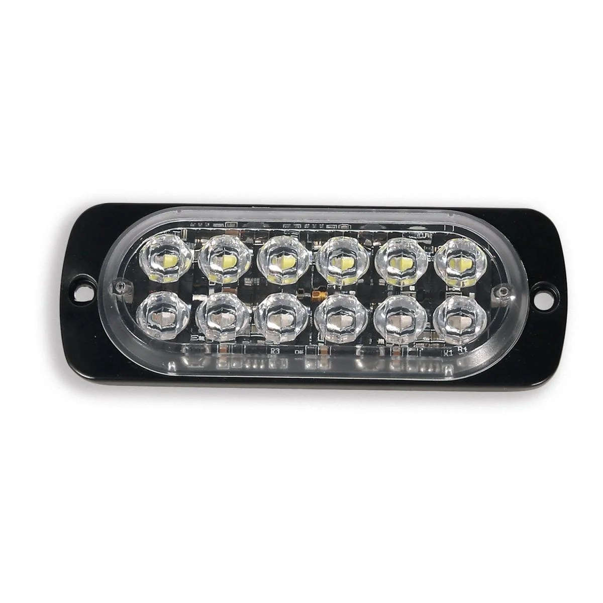 Emergency Vehicle LED Light  LED Equipped