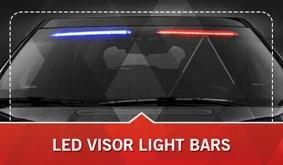 Led Emergency Vehicle Lights Amp Police Lights Led Equipped