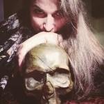 Le crâne du Marquis de Sade