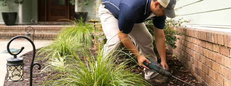 Residential Pest Control Service Area