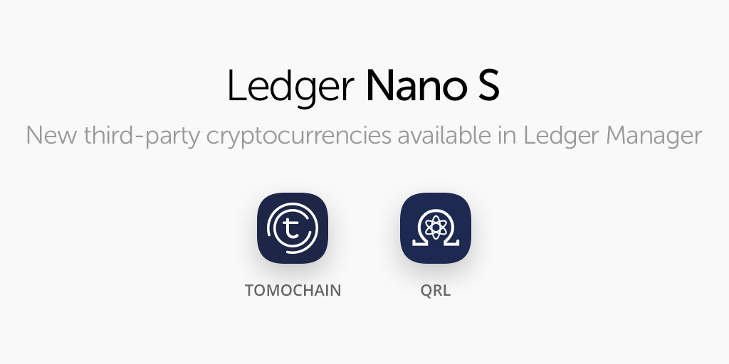 CryptoTuesday: Eighth Edition Brings TomoChain and QRL to