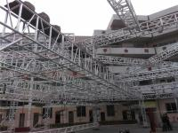 Circle Aluminium Lighting Truss Outdoor 0.5m - 4m Per Lamp ...