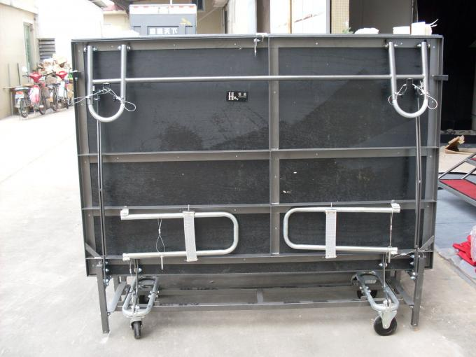 Folding Steel Aluminum Stage Platform Mobile Portable With