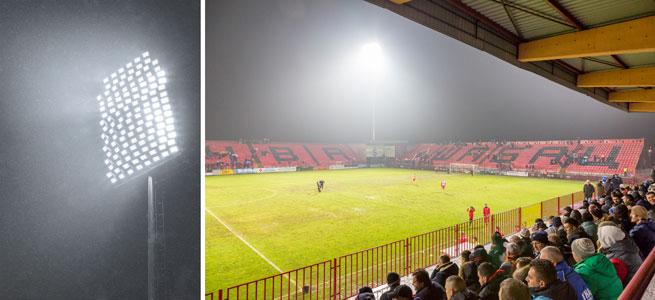 stadium lighting ledil