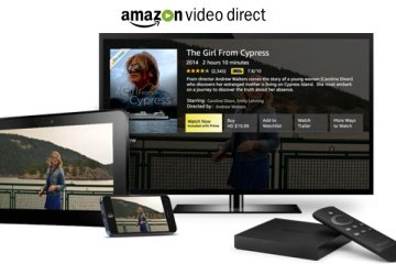 Logo Amazon Video Direct