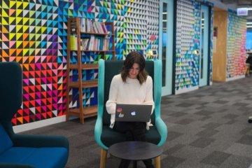 Facebook: bureaux de Chicago