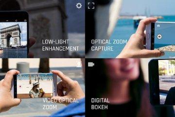 Illustration des améliorations de photographies avec les brevets de Corephotonics