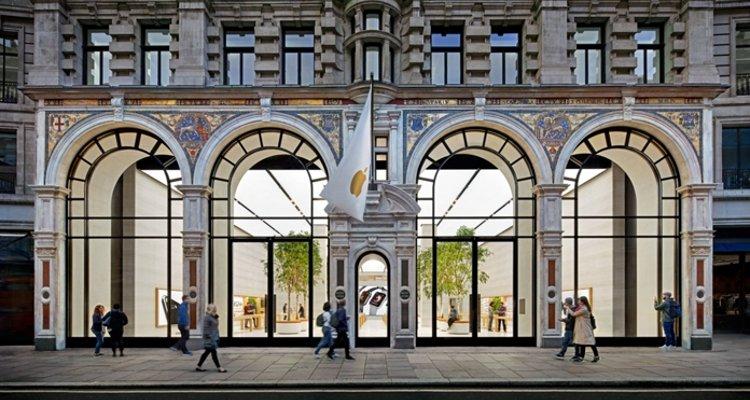 Apple Store Regent Street, Londres