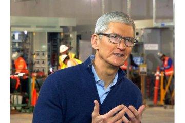 Entretien de Tim Cook, CEO d'Apple, sur ABC News le 17 janvier 2018