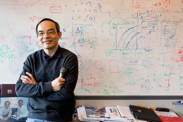 Xuedong Huang en charge des recherches de Microsoft sur la parole, le langage naturel et la traduction automatique chez Microsoft. Photo: Scott Eklund/Red Box Pictures